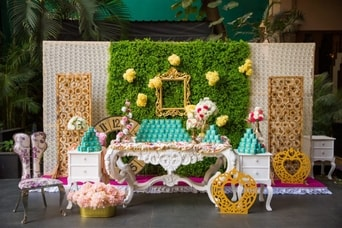 wedding planners - Naadia Mirza