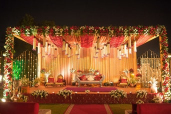 top wedding planners in - Naadia Mirza