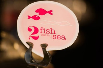 M & N : TWO FISH LESS IN THE SEA