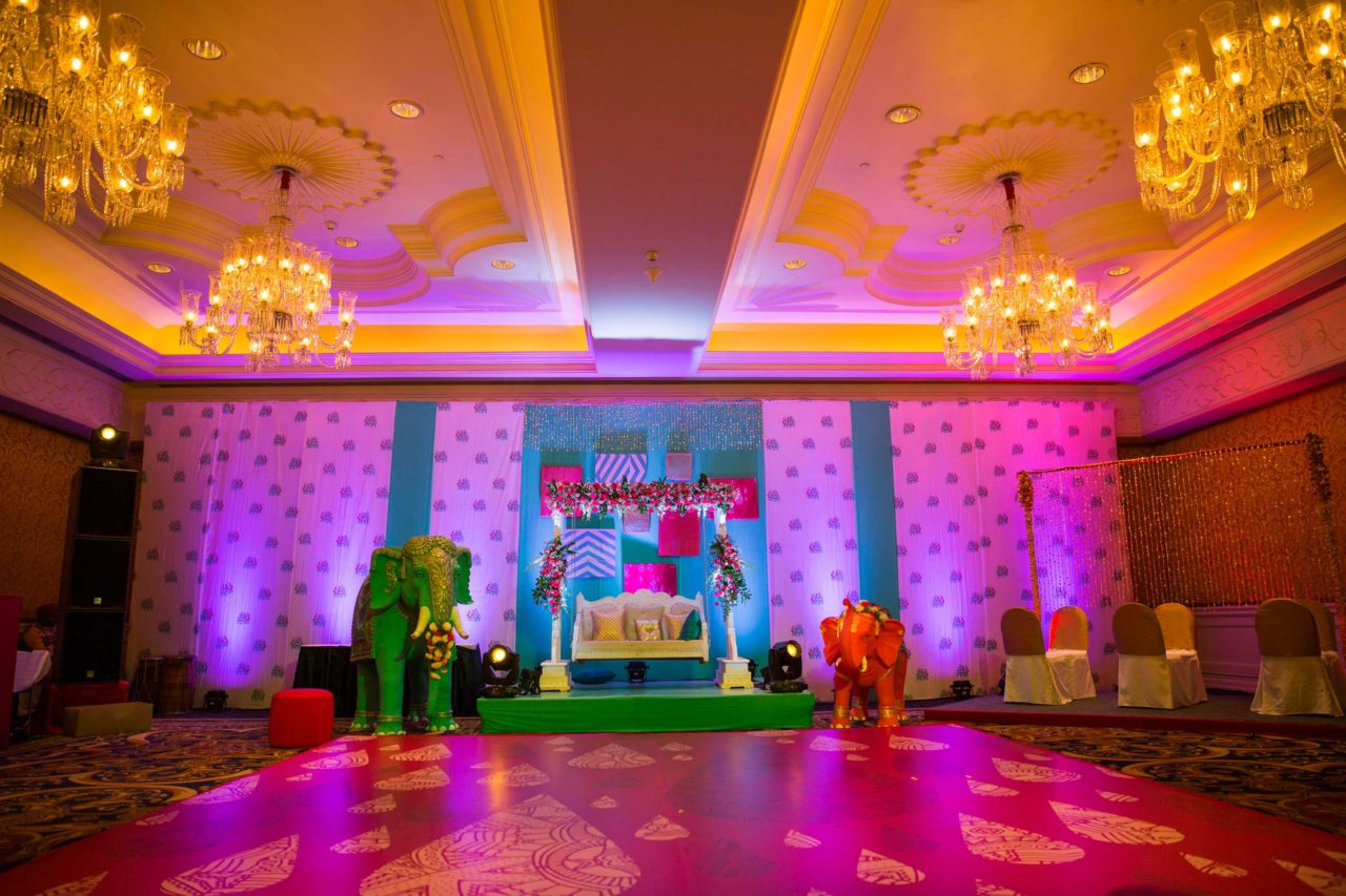 best wedding planners in bangalore - Naadia Mirza