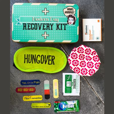 modern day recovery kit