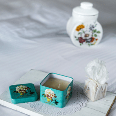 oriental scented candle tin1